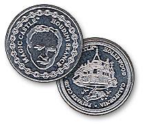 Magic Castle Coins (Houdini)