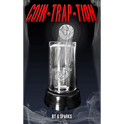 Coin Trap Tion by G Sparks - Trick