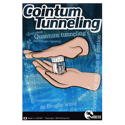 Cointum Tunneling by Kreis Magic - Trick