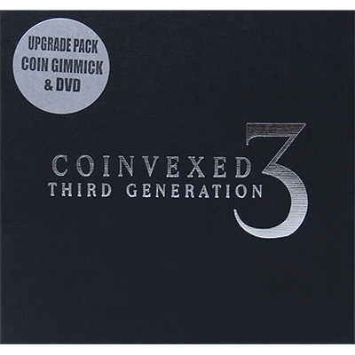 Coinvexed 3rd Generation Upgrade Kit (COIN) by World Magic Shop