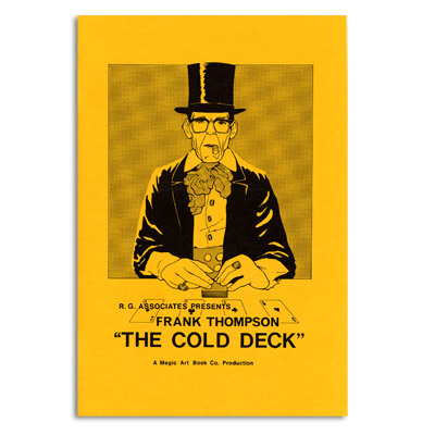 The Cold Deck Manuscript Frank Thompson