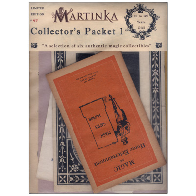Collector's Packet Volume 1 by Martinka and Company - Trick