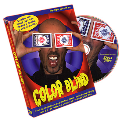Color Blind by Matthew Johnson - Trick