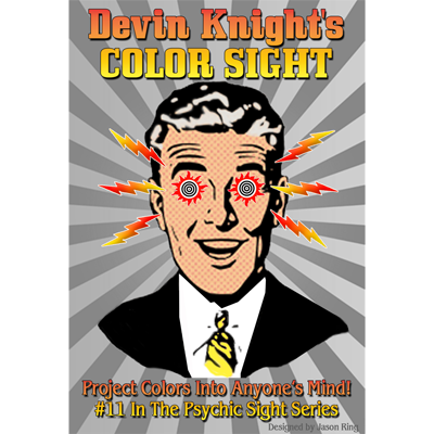 Color Sight (with gimmicks) - Devin Knight
