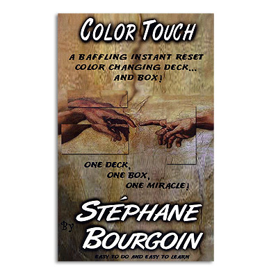 Color Touch by Stephane Bourgoin - Trick