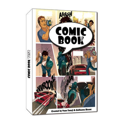 The comic book test (soft cover) by So Magic
