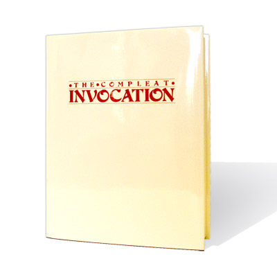 Compleat Invocation (Vol. 1 And 2) - Book