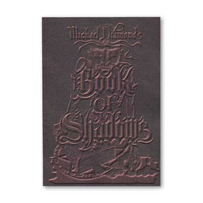 Complete Book Of Shadows by Michael Diamond - Book