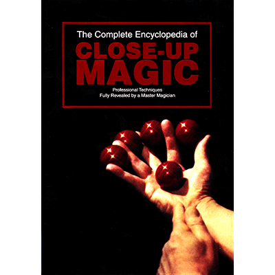 The Complete Encyclopedia of Close-Up Magic by Gibson - Book