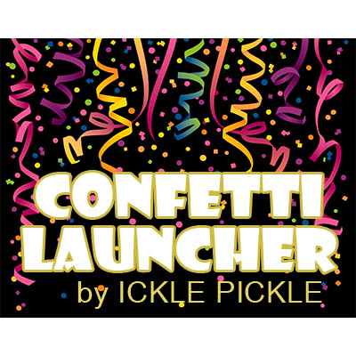 Confetti Launcher - Ickle Pickle