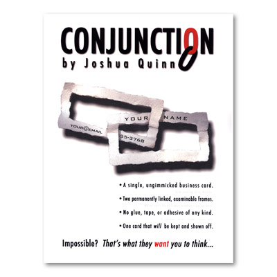 Conjunction by Joshua Quinn - Trick