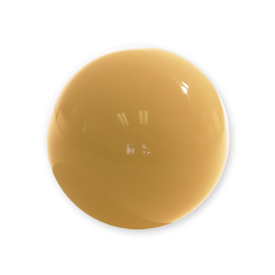 Contact Juggling Ball (Acrilico, GLOW, 76mm) - Malabares