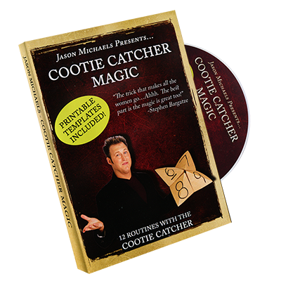 Cootie Catcher by Jason Michaels - DVD