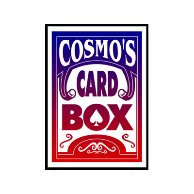 Cosmo's Card Box - Tricks