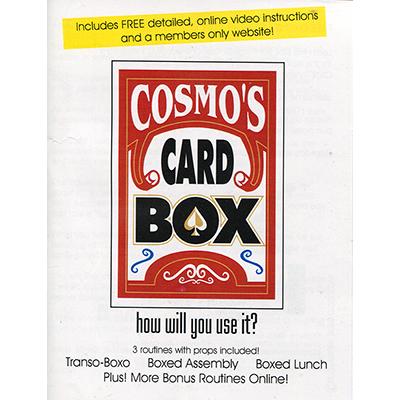 Cosmo's Card Box
