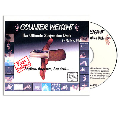 Counter Weight by Mathieu Bich - Trick