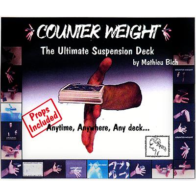 Counter Weight by Mathieu Bich - Trick