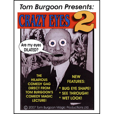 Crazy Eyes 2 by Tom Burgoon