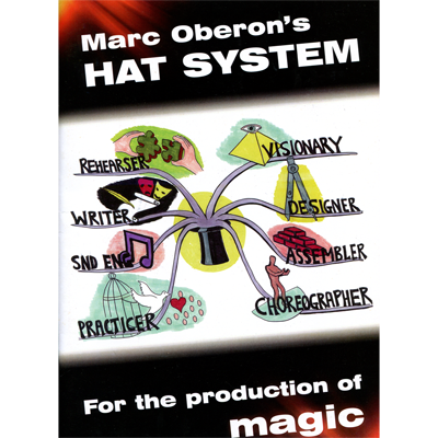 Hat System by Marc Oberon - Book