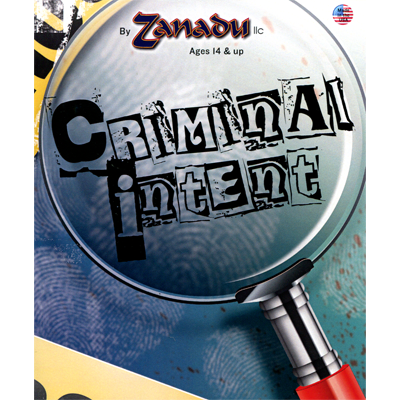 Criminal Intent by Zanadu Magic - Trick