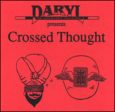 Crossed Thought by Daryl - Trick
