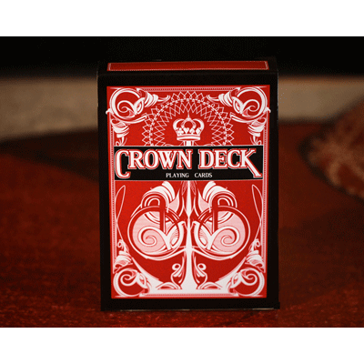 The Crown Deck (RED) from The Blue Crown