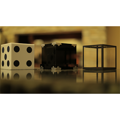 Crystal Cube to Rubik & Dice - Tora Magic