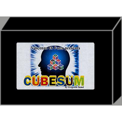 Cube Sum by Gregorio Samà - Trick