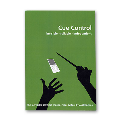 Cue Control by Axel Hecklau - Book