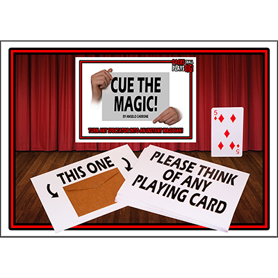 Cue the Magic - Angelo Carbone