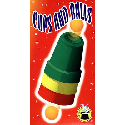 Cups & Balls by Vincenzo Di Fatta