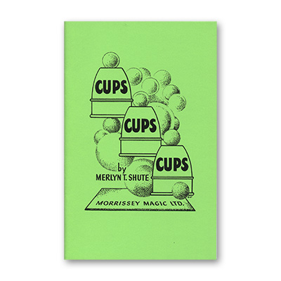 Cups, Cups, Cups by Merlyn T. Shute - Book
