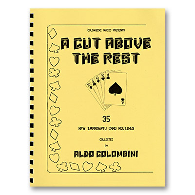 A Cut Above the Rest by Wild-Colombini - Book