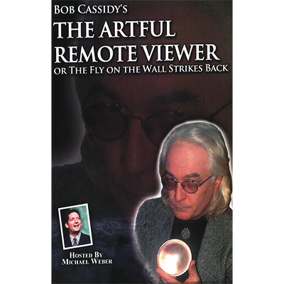 The Artful Remote Viewer by Bob Cassidy AUDIO DOWNLOAD