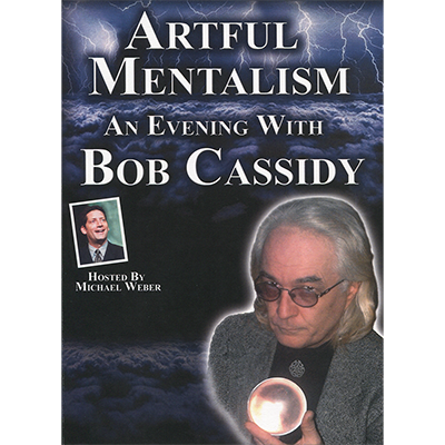 Artful Mentalism: An Evening with Bob Cassidy AUDIO DOWNLOAD