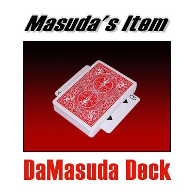 DaMasuda Deck by Katsuya Masuda - Trick