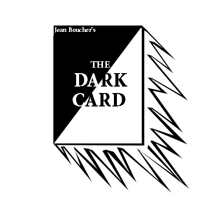 Dark Card trick