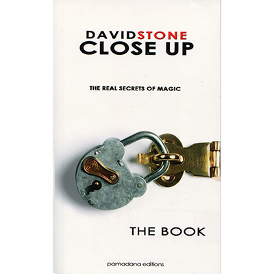 Close Up The Real Secrets of Magic by David Stone