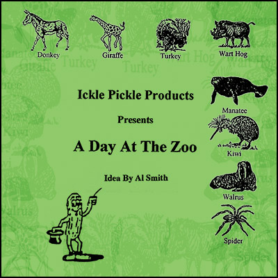 A Day At The Zoo - Ickle Pickle