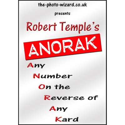 A.N.O.R.A.K. by Robert Temple ebook DOWNLOAD