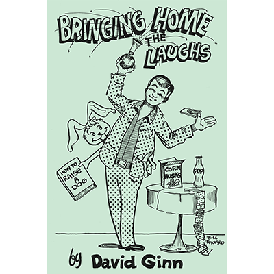 Bringing Home The Laughs by David Ginn eBook DOWNLOAD