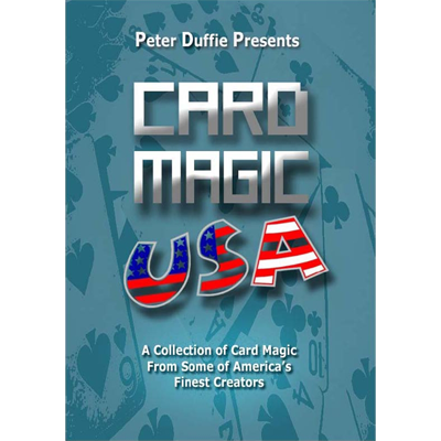 Card Magic USA eBook DOWNLOAD