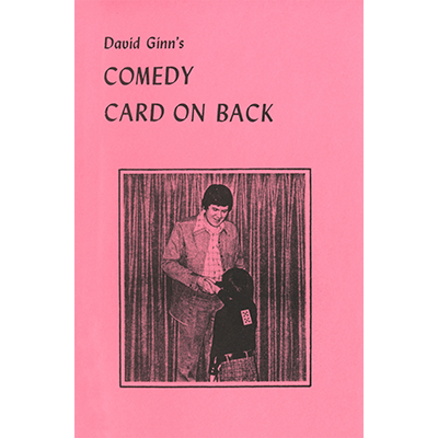 Comedy Card On Back eBook DOWNLOAD