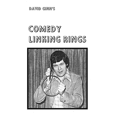 Comedy Linking Rings eBook DOWNLOAD