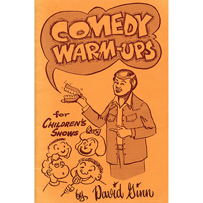 Comedy Warm-ups - David Ginn - eBook