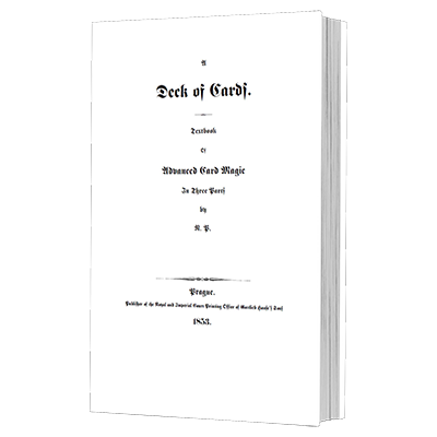 Ein Spielkarten (English Translation) by R.P. & The Conjuring Arts Research Center eBook DOWNLOAD