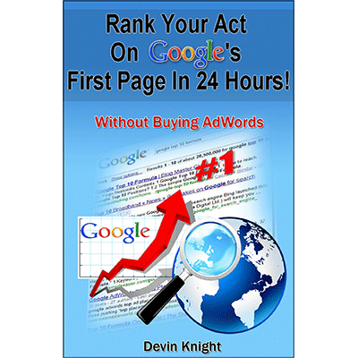 How To Rank Your Act on Google eBook DOWNLOAD