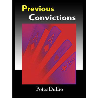 Previous Convictions eBook DOWNLOAD