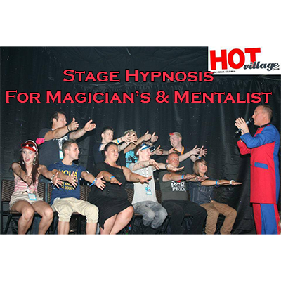 Stage Hypnosis for Magicians & Mentalists - Jonathan Royle - Mix