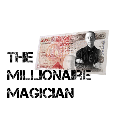 The Millionaire Magician by Jonathan Royle - Mixed Media DOWNLOA